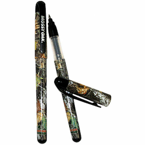 """MOSSY OAK"" ROLLER PENS ,PACK OF 2 ,CAMO"