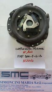 COMPLESSIVO MECCANISMO FRIZIONE FIAT 615 N1 TRE FORCELLE NUOVO