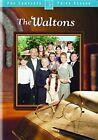 Waltons The Complete Third Season 5 Discs 2012 DVD