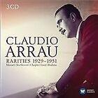 Claudio Arrau: Rarities 1929-1951 (2014)