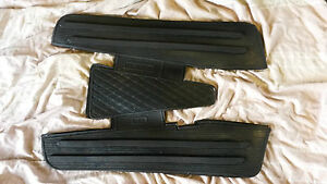 Vespa-Sprint-Super-Rally-TS-GTR-GL-Black-Rubber-Floor-Mat-Made