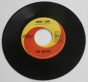 The-Beatles-45-Record-Same-Label-Both-Sides-Wrong-Time-Unheard-Of-Matrix-Number