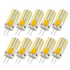 10 x G4 48 SMDs 3W 3014 LED Lampe 230Lumen Blubs Gute Qualität Birne AC DC 12V
