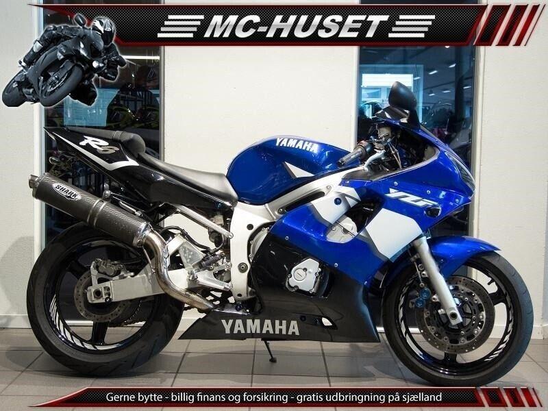 Yamaha, YZF R6, ccm 599