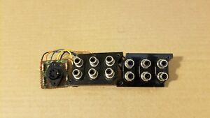 Pioneer SX-880 receiver input connectors rca jacks