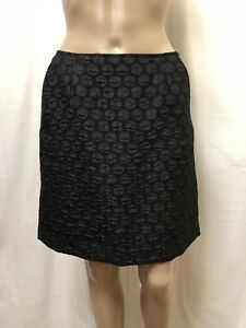 Alannah-Hill-Skirt-Womens-Size-10-Great-Cond-034-Be-My-Girl-034-Textured-Dots