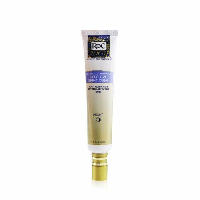 ROC Retinol Correxion Sensitive Night Cream (Sensitive Skin) 30ml Moisturizers
