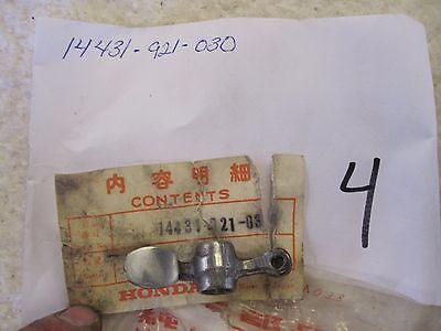 41157-921-000 0.10MM NOS Honda OUTBOARD MOTOR B75 BF 8 75 100 GEAR SHIM A