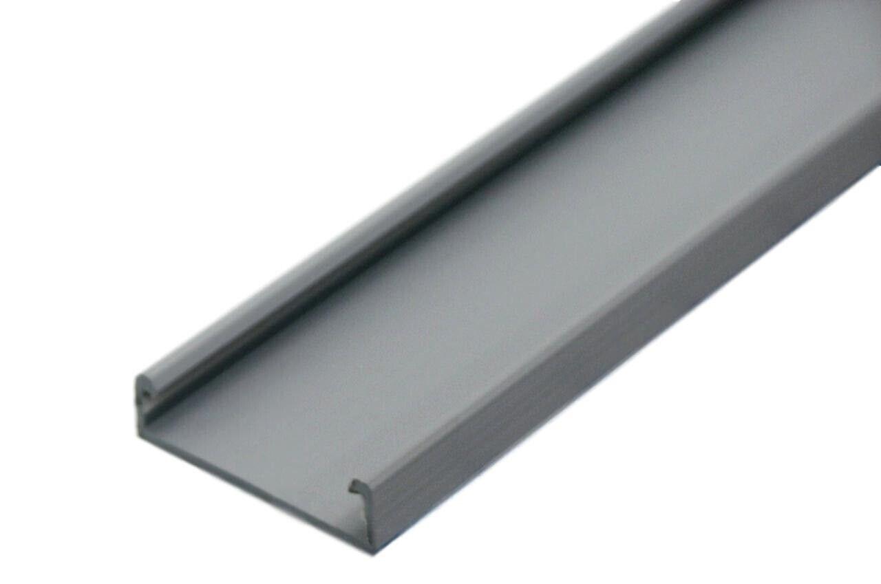 buy thomas betts ty15cpg6 pvc wiring duct cover 6 feet length fnip