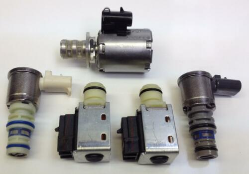 Commodore VY VZ VE 4L60E,4L65E 4 Speed Automatic Transmission Solenoid Set