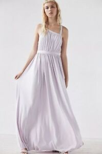 d23bef490d6 Image is loading Kimchi-Blue-Lilac-Maxi-Dress-XS-Urban-Outfitters-