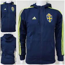 Offizielle Adidas Schweden Jacke alle Größen SvFF Travel