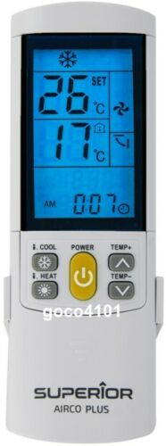 REPLACEMENT PANASONIC AIR CONDITIONER AC REMOTE CONTROL A75C07360 07360 NEW