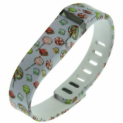 Replacement Wristband Band FOR fitbit flex Small Large Size w/ Clasp No Tracker