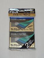 Sealed 2 Pack Of Fuji Fr-iix Pro 90 Type Ii Extraslim