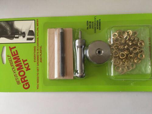 """C.S Osborne K 234 Set It Yourself Grommet Kit Size # 00 3//16/"""""""