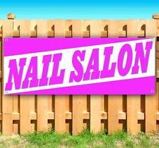 Nail Salon Advertising Vinyl Banner Flag Sign Many Sizes