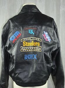 cheap for discount 0a73d b6032 Image is loading Jeff-Hamilton-Pittsburgh-Steelers-Super-Bowl-IX-Soft-