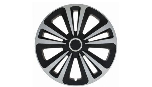 """primera Regalo Gratis #G Juego De 4 14 /""""rueda de adornos para caber Nissan Almera Micra"""