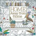 Home Away from Home: A Hand-Crafted Adult Coloring Book by Spirit Marketing, llc (Paperback, 2015)