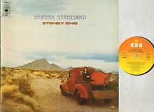 BARBRA STREISAND stoney end 64269 A2/B3 uk cbs LP PS EX+/EX-