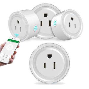 WiFi-Smart-Phone-Remote-Control-Switch-Socket-Works-With-Amazon-Alexa-US-PLUG