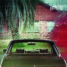 "ARCADE FIRE ""THE SUBURBS"" CD 16 TRACKS NEU"