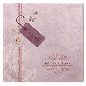 Außergewöhnlich Das Bild Wird Geladen SALE Einladungskarten Hochzeit Einladung Umschlag  Hochzeitseinladung 723041