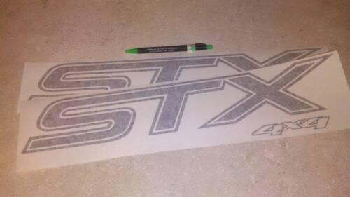 FORD F150 F250 F350 STX 4X4 BEDSIDE DECALS