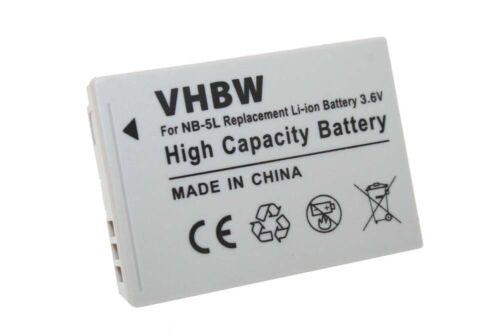 Batería Para CANON IXUS 90IS 90 970 IS 970is ACCU