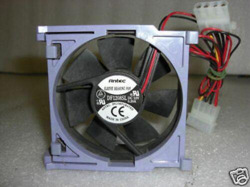 Antec DF1208SL 12V DC .20A Cooling Fan TESTED