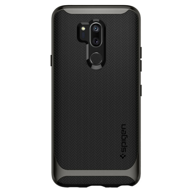 on sale 7b237 6ed9e Spigen Neo Hybrid LG G7 Case/lg ThinQ Case W Flexible Herringbone Pattern  Protec