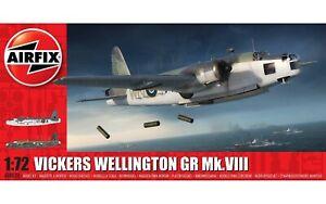 AIRFIX-echelle-1-72-Vickers-Wellington-GR-Mk-VIII-modele-d-039-avion-kit-A08020