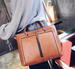 Image is loading New-Fashion-Women-Handbag-Shoulder-Bag-Messenger-Large- 5e3118ddec0bb