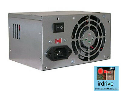 NEW SHARK TECHNOLOGY® 500W ATX Upgrade Power Supply for HP PC Computer Systems