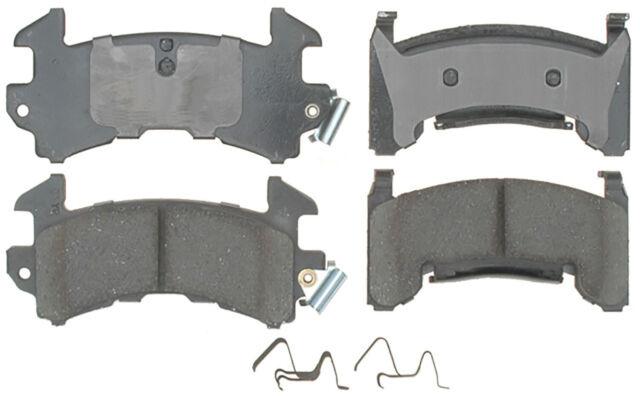 Brake Pad Set  ACDelco Advantage  14D154CH