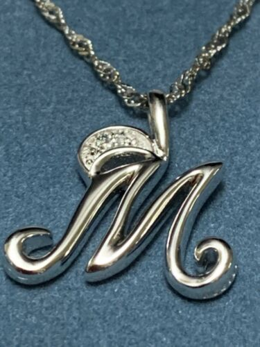 Bradford Exchange M Initial NECKLACE Alfred Durant