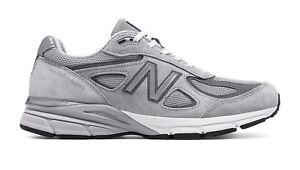 New Course Chaussures 990v4 M990gl4 Balance Homme Castlerock Gris Avec qUrqn7Ogf
