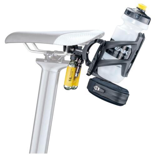 Topeak tri Cage bicicleta portabidones sillín bastidor cartucho Ninja accesorios