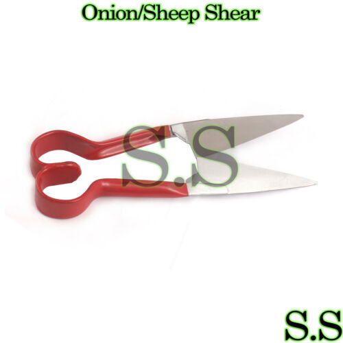 SHEEP SHEAR FREE SHIP HEAVY DUTY ONION