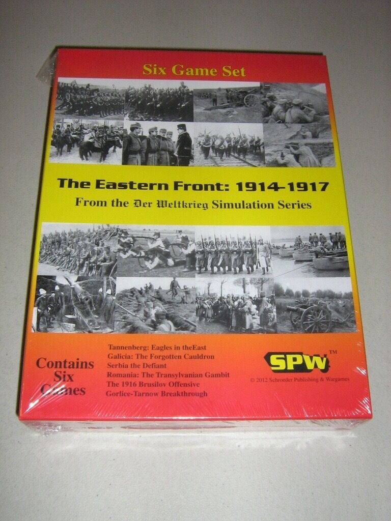 The Eastern Front  1914-1917 (New)
