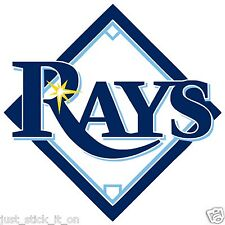 Tampa Bay Rays MLB Decal/Sticker