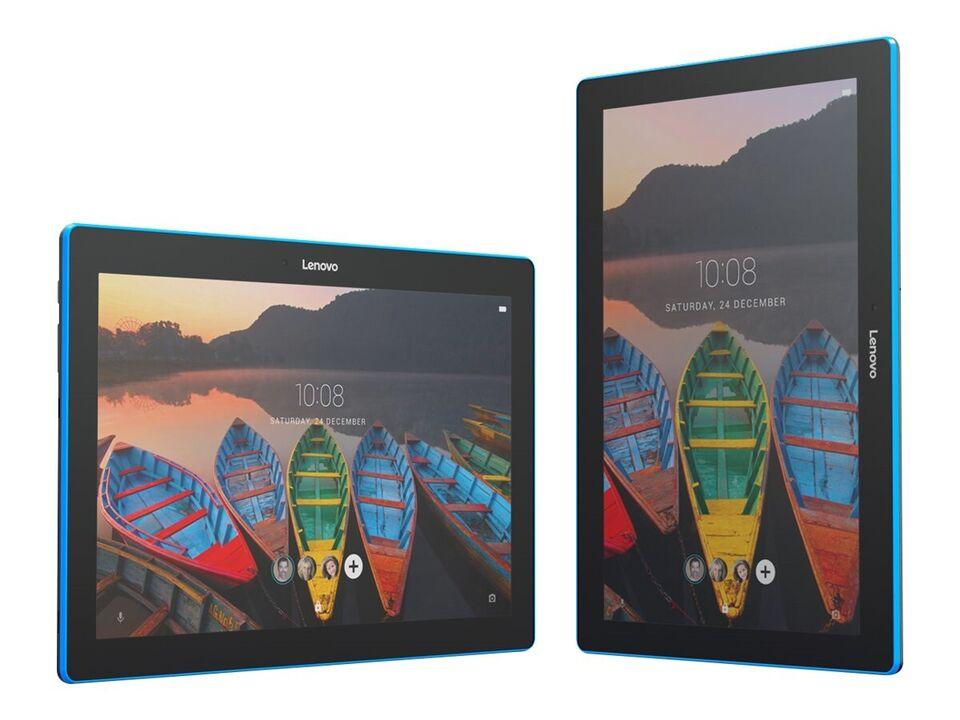 "Lenovo TB-X103F ZA1U 10.1"" 16GB Sort Android 6.0"