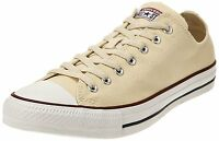 Converse Chuck Taylor All Star Trainers. Beige Canvas, Size 17 Uk 53 Eu,