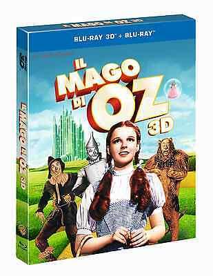 Il Mago di Oz 3D - Edizione 75° Anniversario (Blu-Ray 3D + Blu Ray 2D )