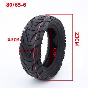1Pcs 80//65-6 Tyre 10X3.0-6 Tyre for Electric Scooter Speedual Grace 10 Zero K4F9