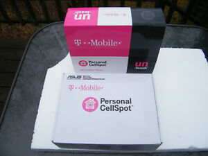 Details about T-Mobile Asus TM-AC1900 Dual Band Personal WiFi Cellspot  Router