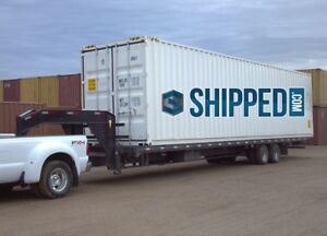 40FT NEW HIGH CUBE SHIPPING CONTAINER WE DELIVER SECURE STORAGE