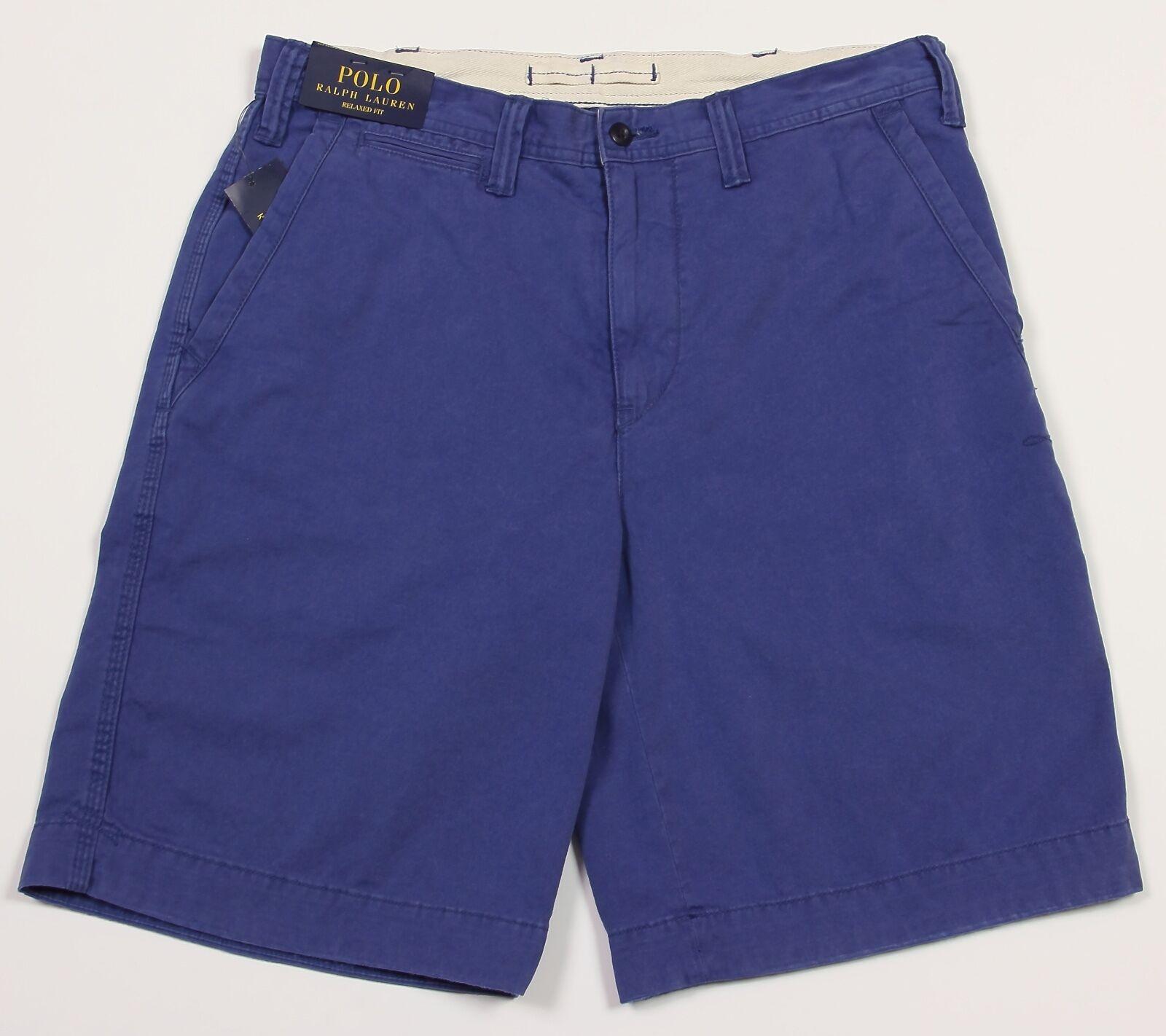 6685c37f6969c Men's POLO RALPH LAUREN Sport bluee Logo Fatigue Utility Shorts 40 NWT NEW  Cool