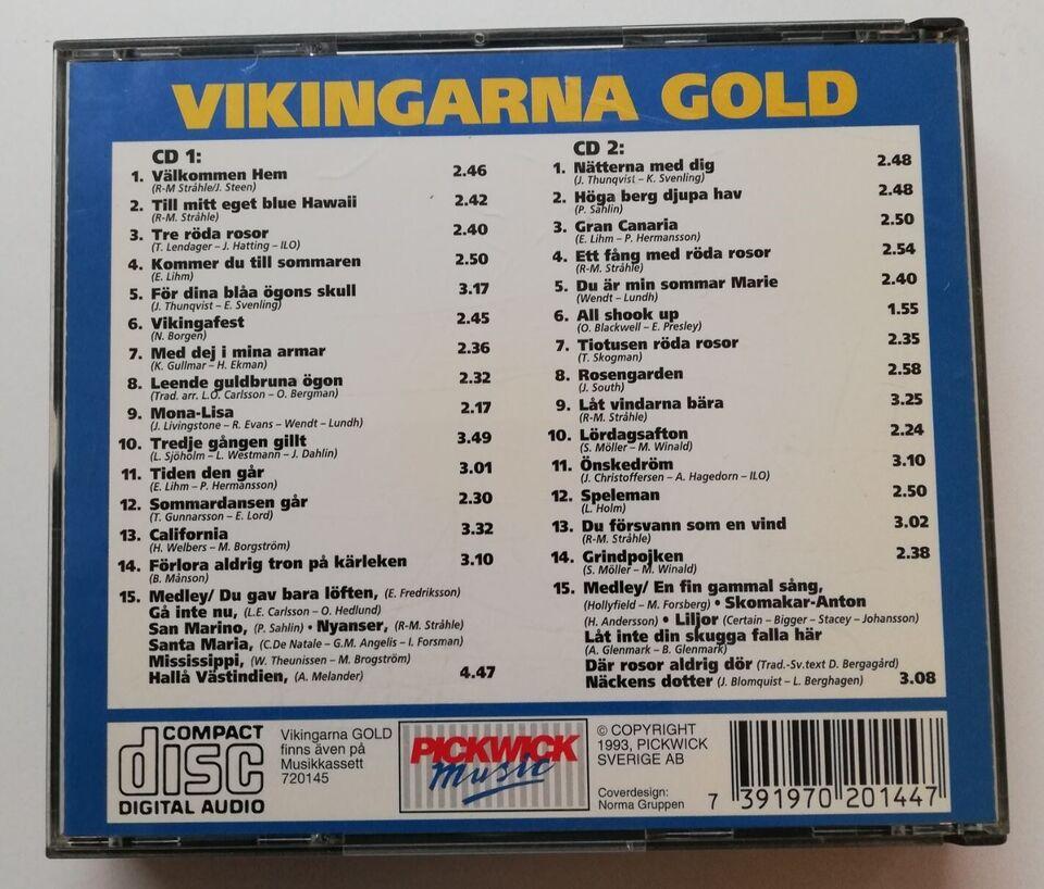 Vikingarne: Gold, pop